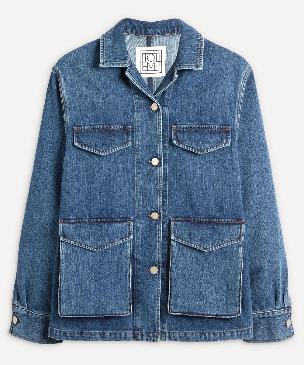 Totême - Army Denim Jacket