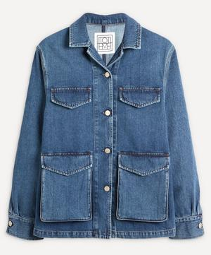 Army Denim Jacket