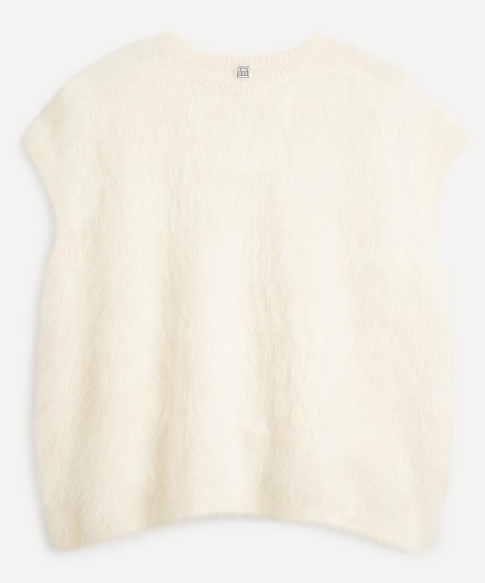 Totême - Alpaca Knit Top
