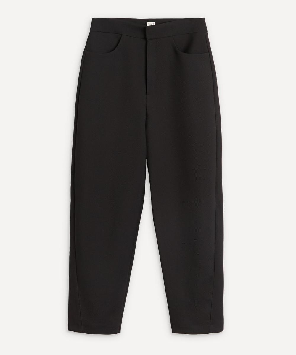 Totême - Twisted Seam Trousers