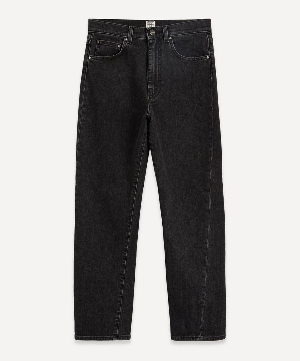 Totême - Twisted Seam Denim Jeans