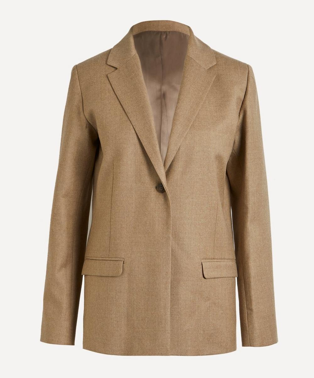 Totême - Wool Flannel Blazer
