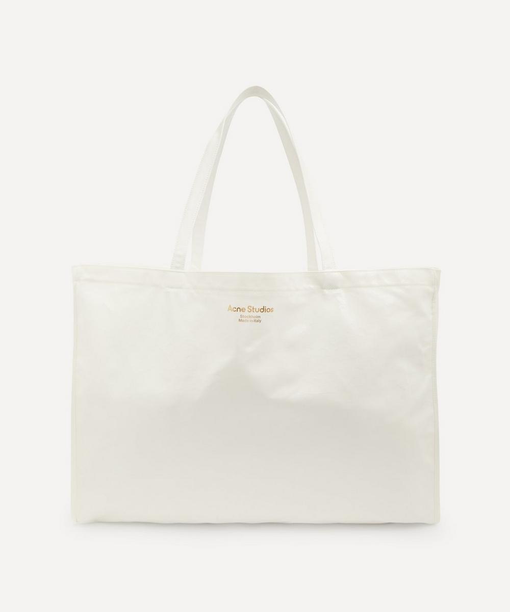 Acne Studios - Oilcloth Tote Bag