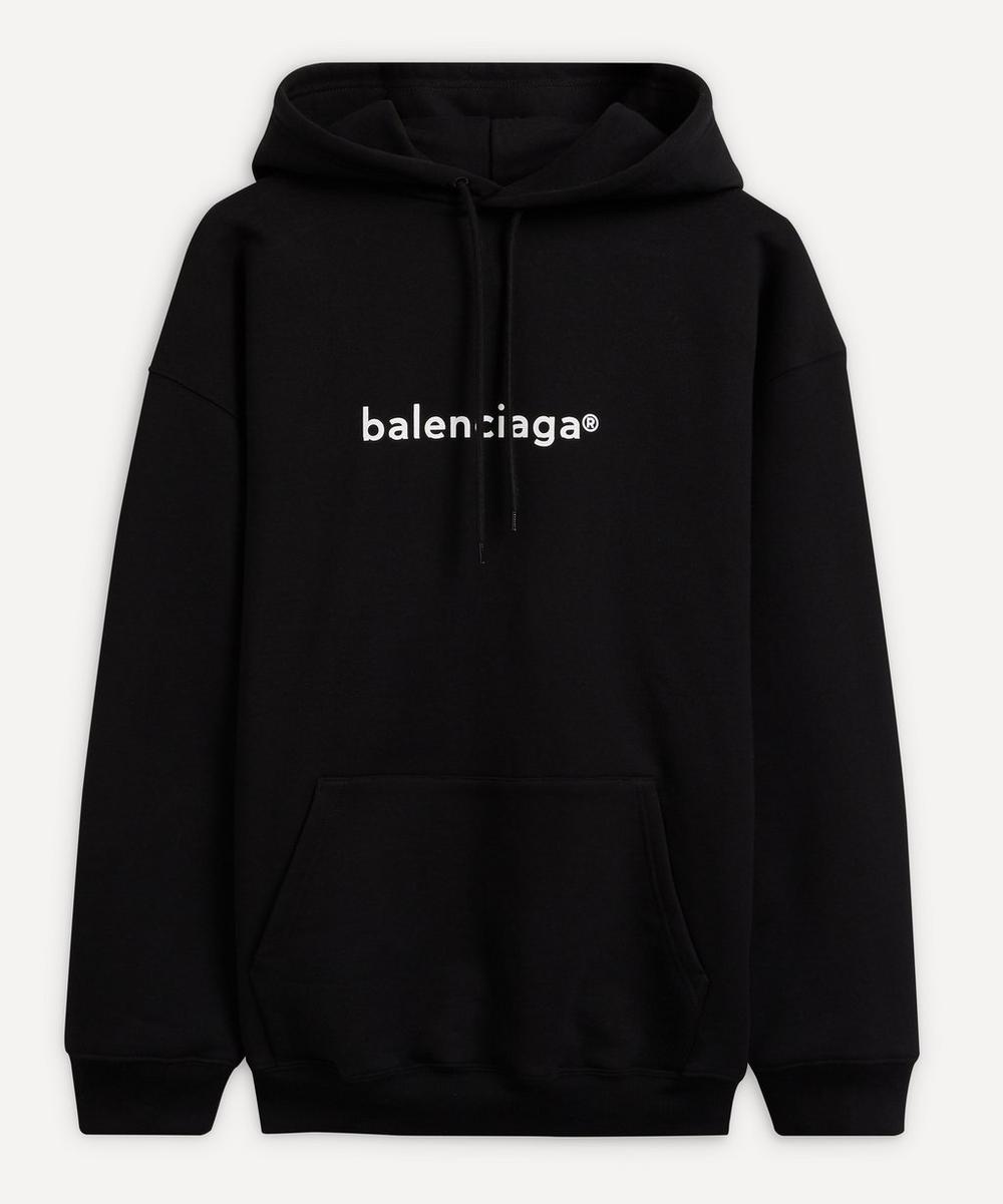 Balenciaga - Copyright Medium Fit Hoodie