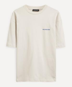 Small Logo Cotton T-Shirt