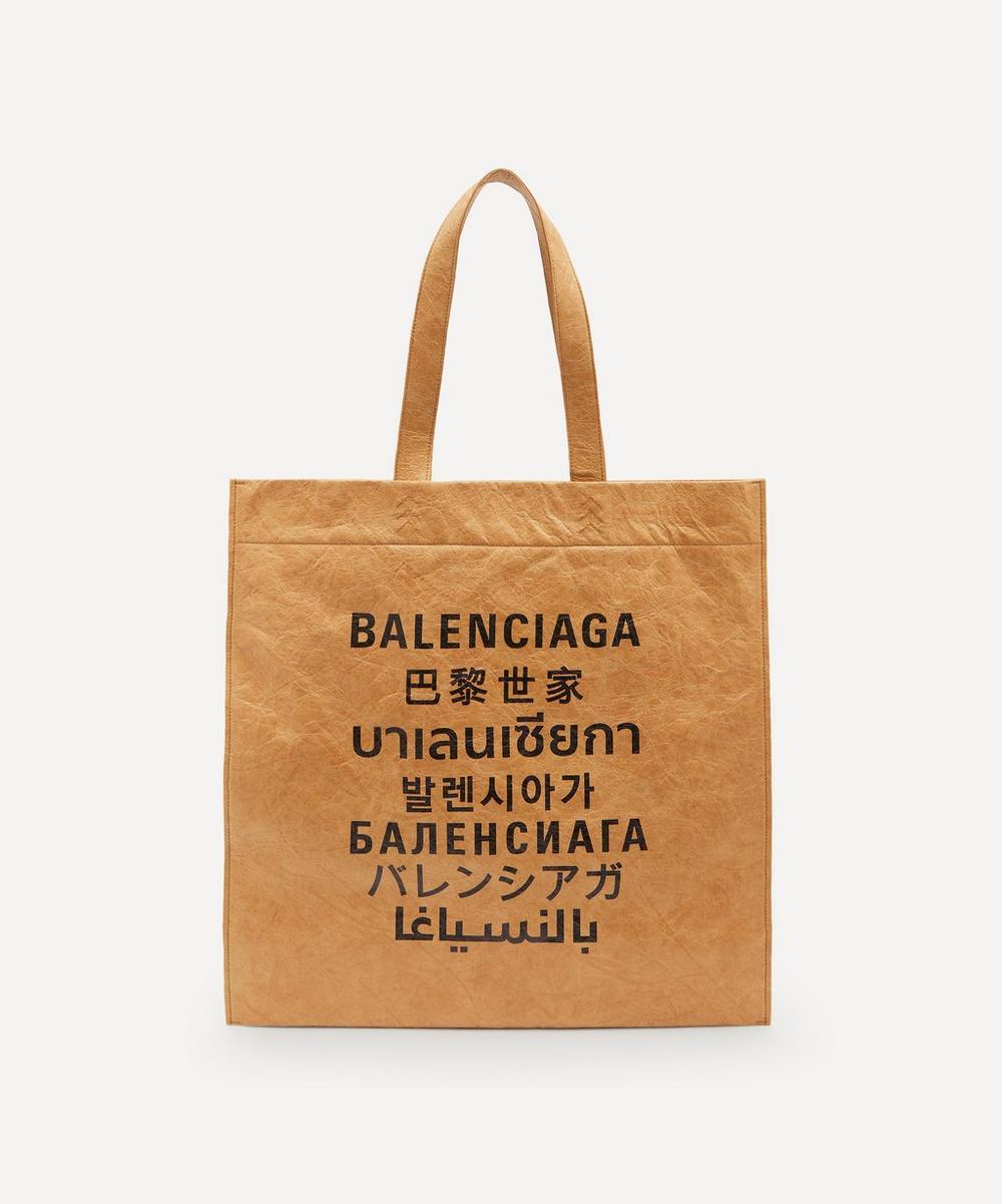 Balenciaga - Languages Tote Bag