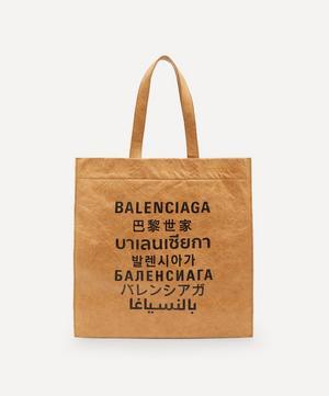 Languages Tote Bag