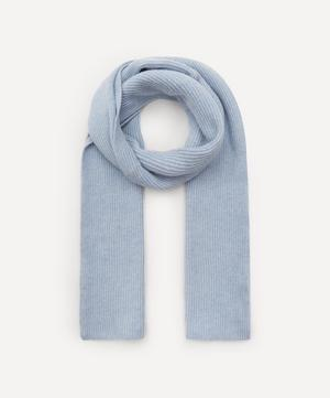 Recycled Wool-Blend Scarf
