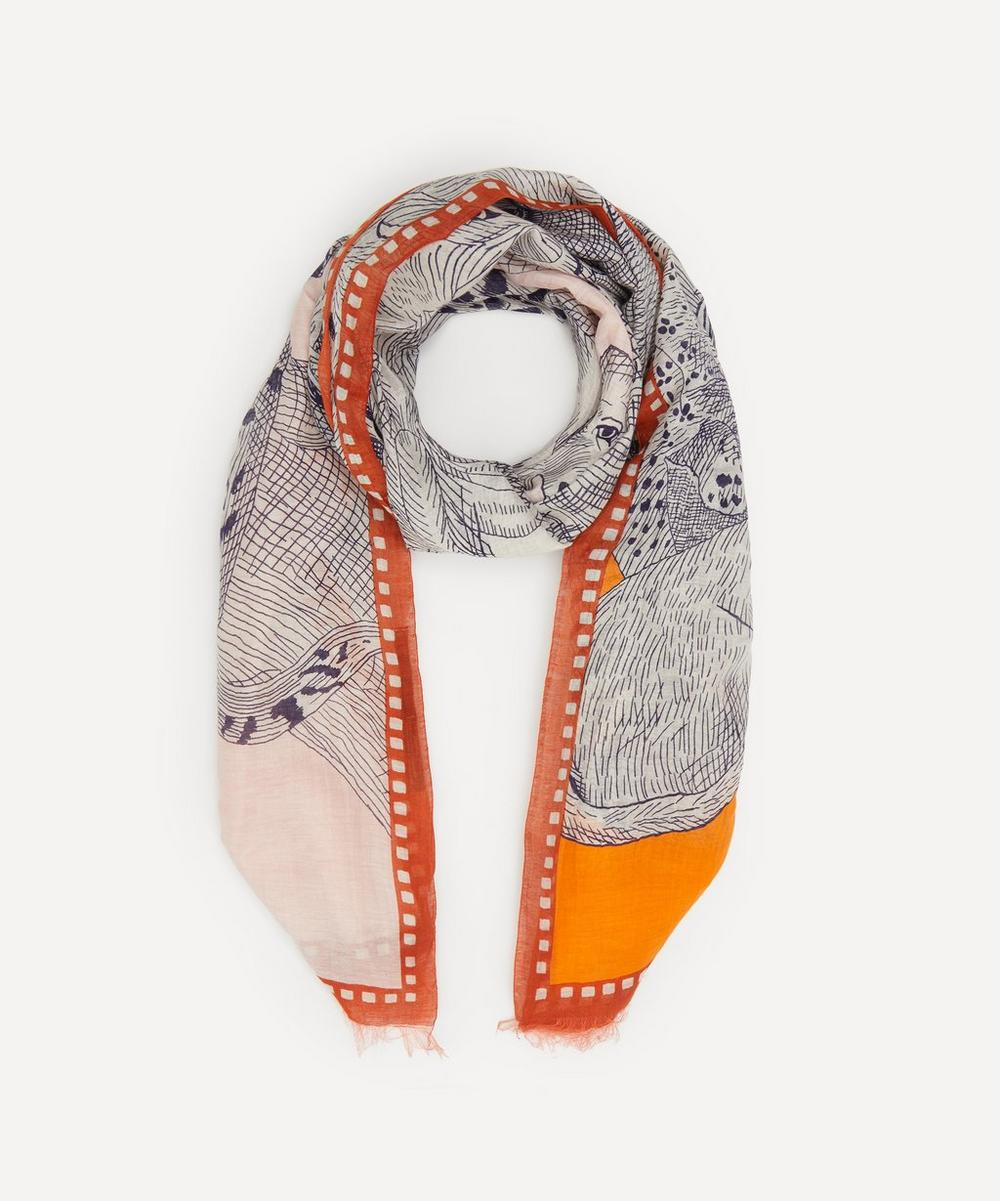 Inouitoosh - Balto Cotton-Blend Scarf