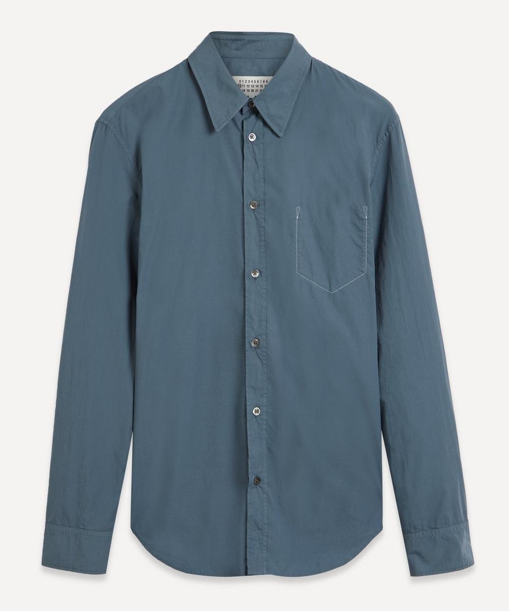Maison Margiela - Memory Of' Poplin Shirt