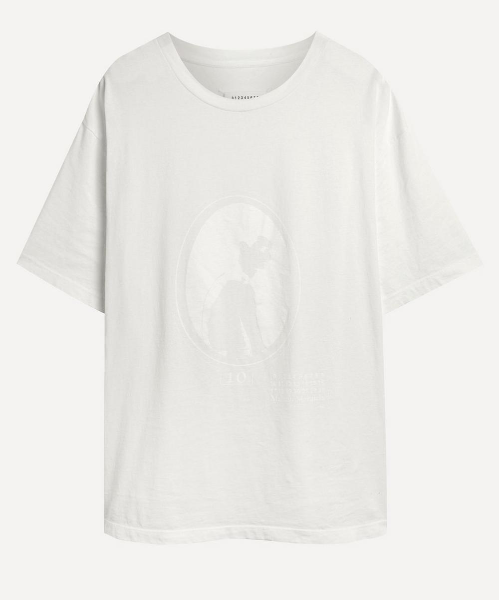 Maison Margiela - Portrait Graphic T-Shirt