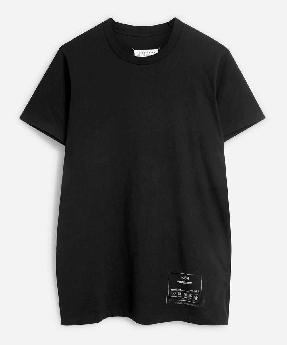 Maison Margiela - Icon Hem Logo T-Shirt