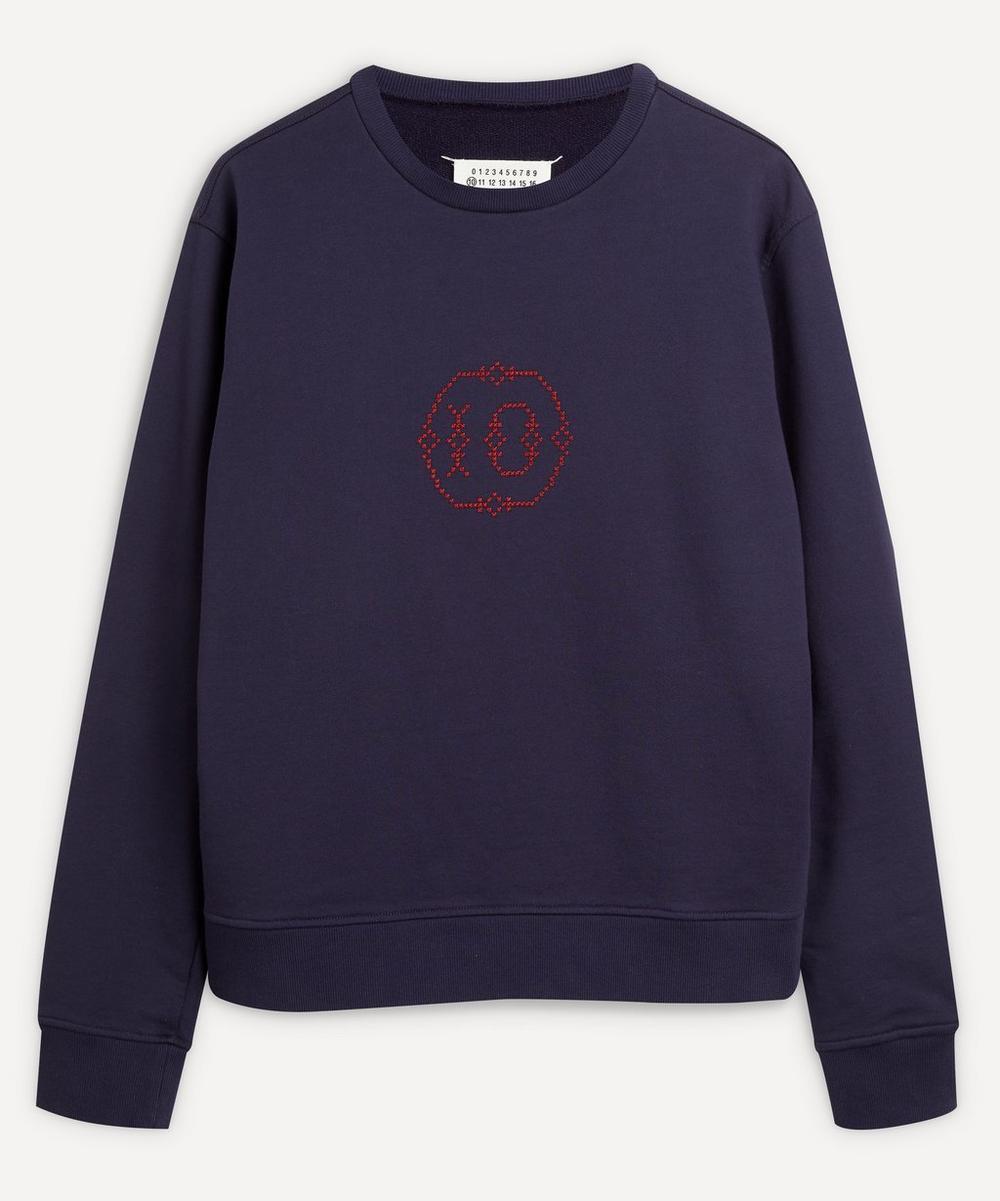 Maison Margiela - Cross Stitch Sweater
