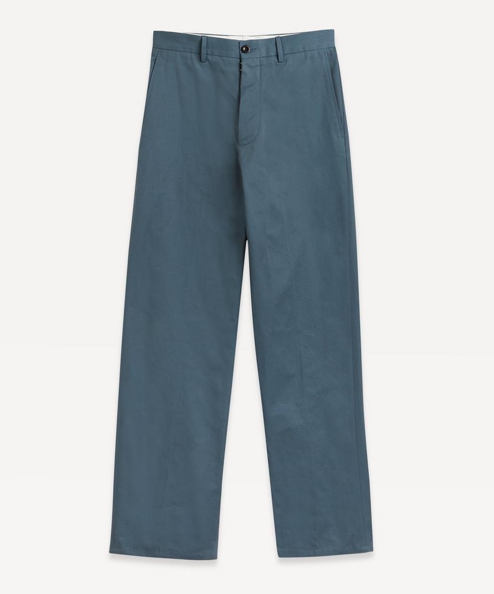 Maison Margiela - Slim Cotton Trousers