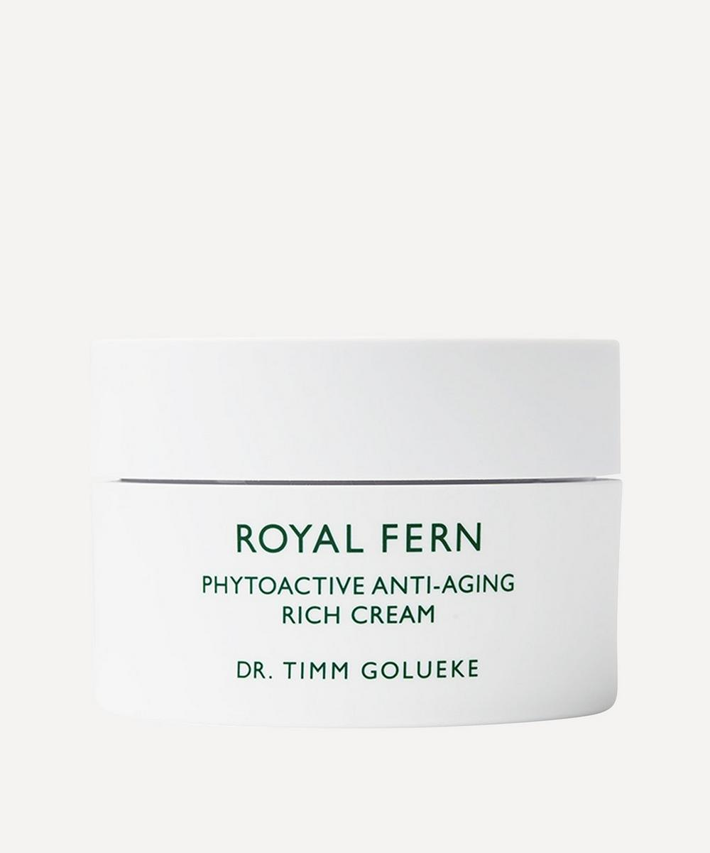 Royal Fern - Phytoactive Rich Anti-Aging Cream 50ml