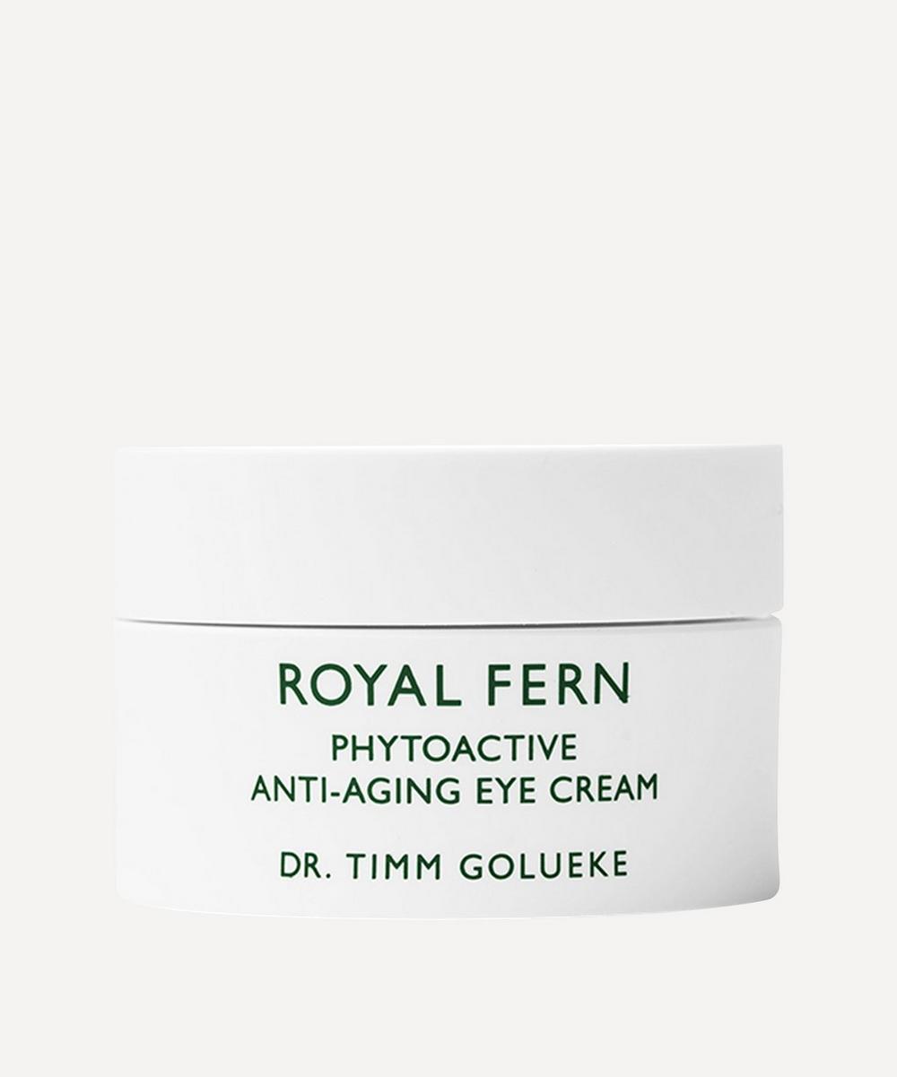 Royal Fern - Phytoactive Anti-Aging Eye Cream 15ml