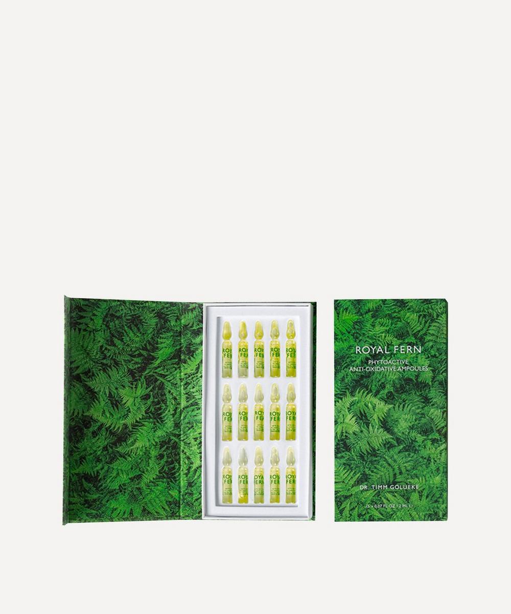 Royal Fern - Phytoactive Antioxidative Ampoules 15 x 2ml