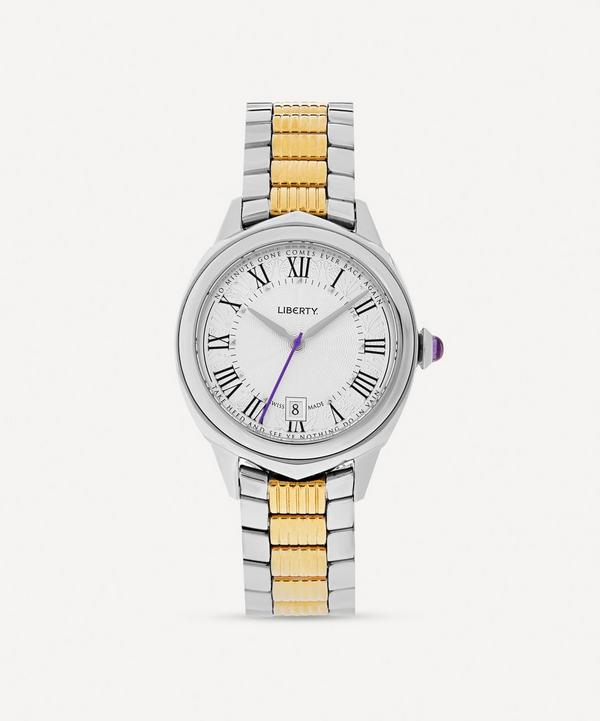 Liberty - Lasenby Gold-Plated Stainless Steel Watch