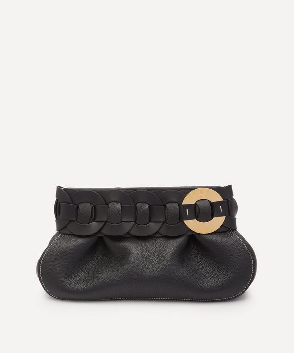 Chloé - Darryl Leather Clutch Bag
