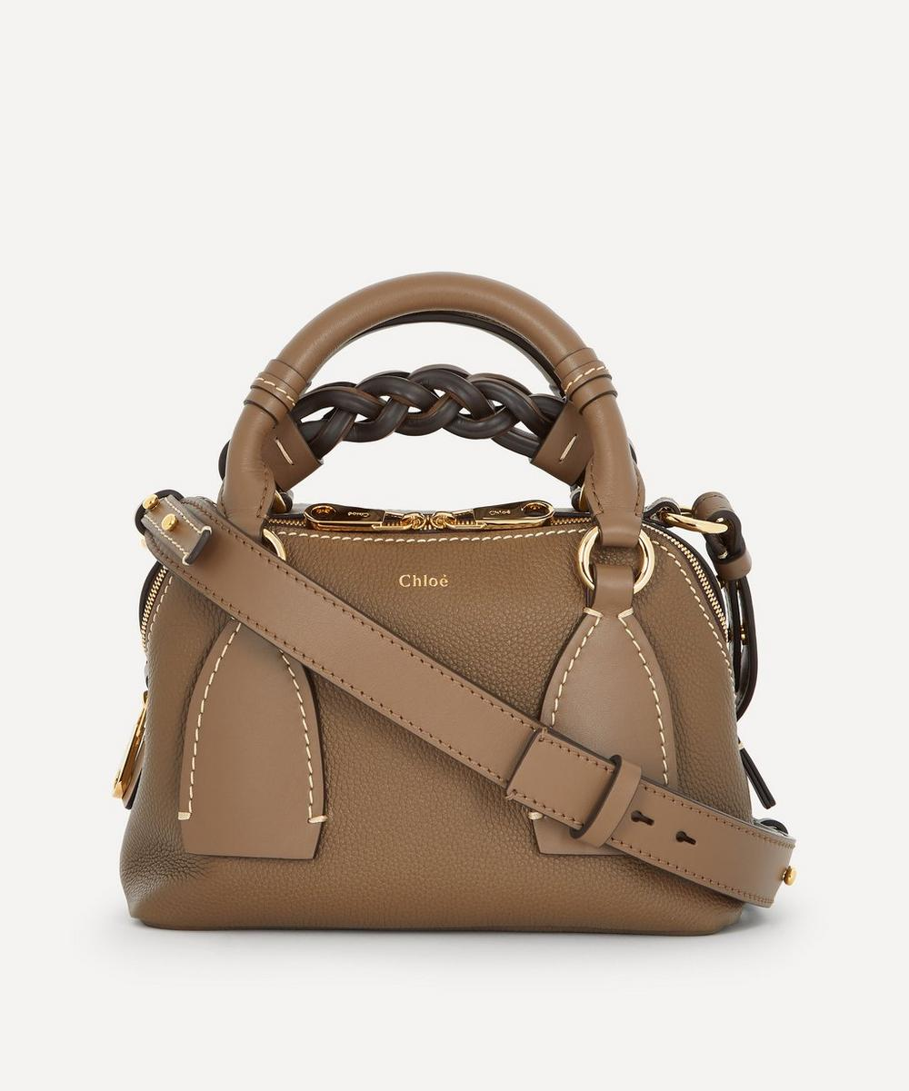 Chloé - Daria Small Leather Handbag