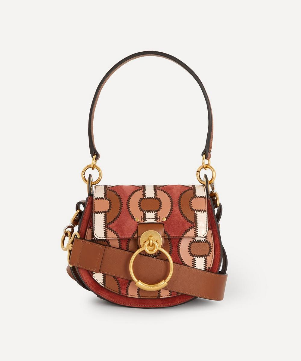 Chloé - Tess Small Patchwork Leather Handbag