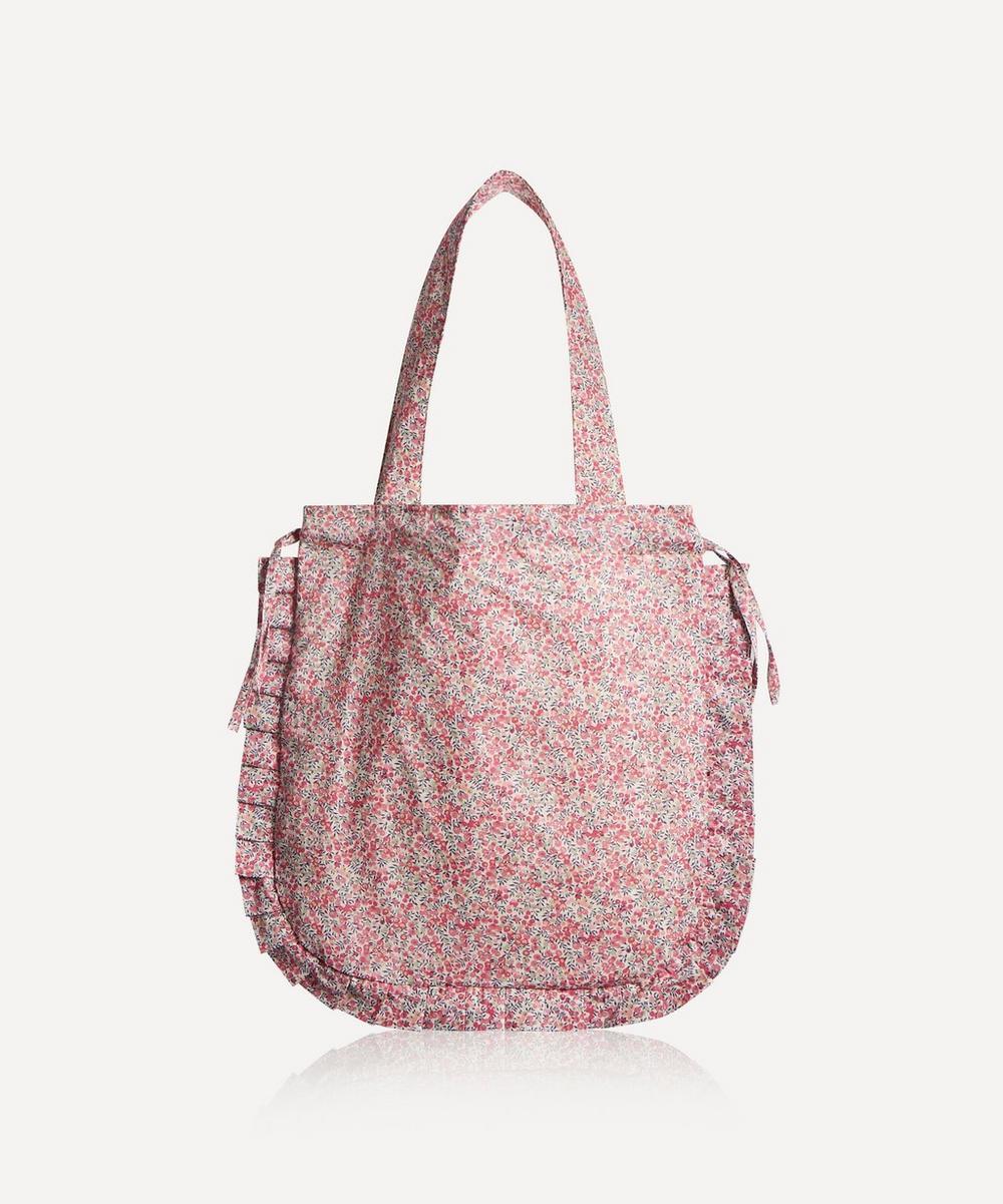 Maison M - Wiltshire Bud Frilled Cotton Tote Bag