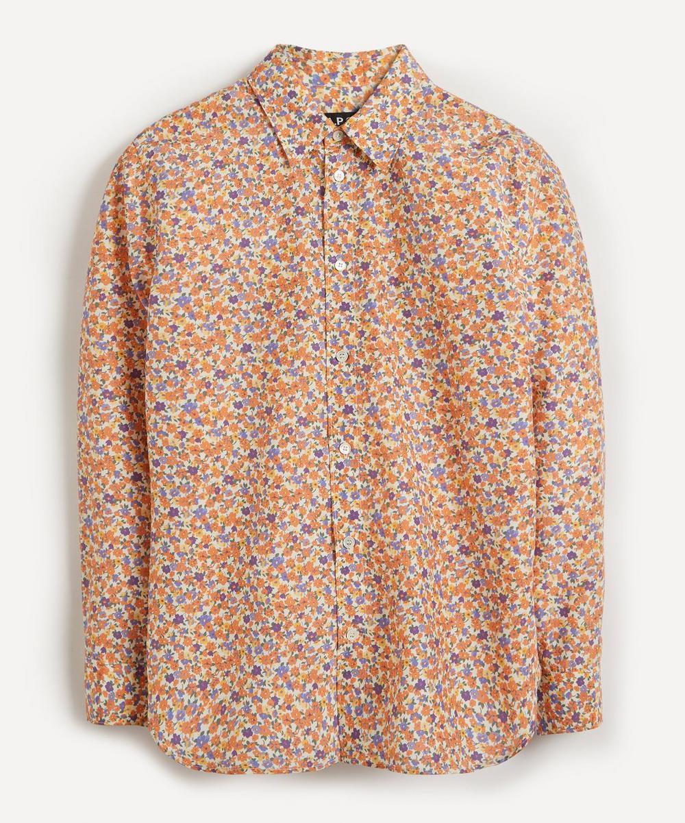 A.P.C. - Gina Floral Printed Shirt