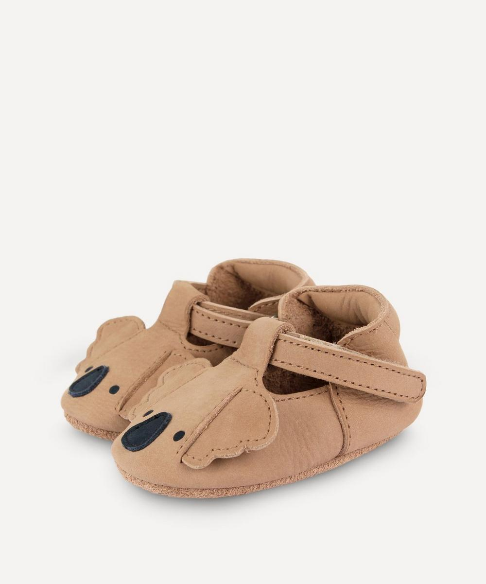 Donsje - Spark Koala Leather Baby Shoes 3 Months-3 Years