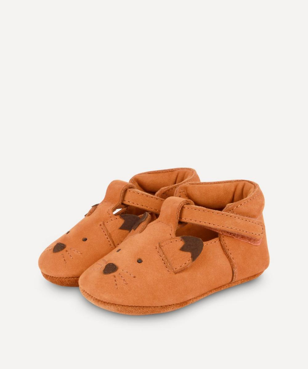 Donsje - Spark Fox Leather Baby Shoes 3 Months-3 Years