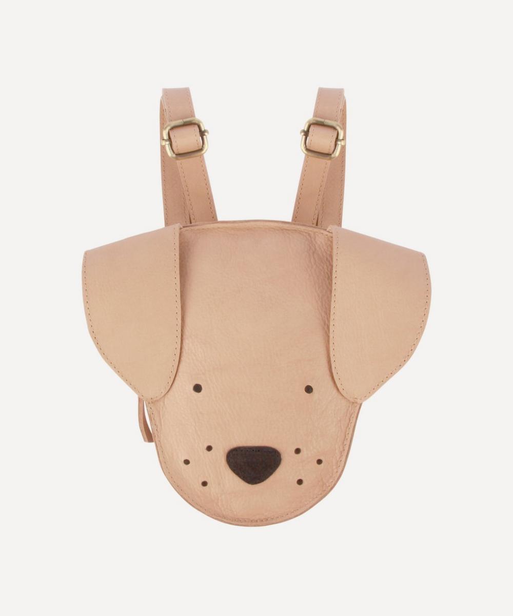 Donsje - Kapi Dog Leather Backpack
