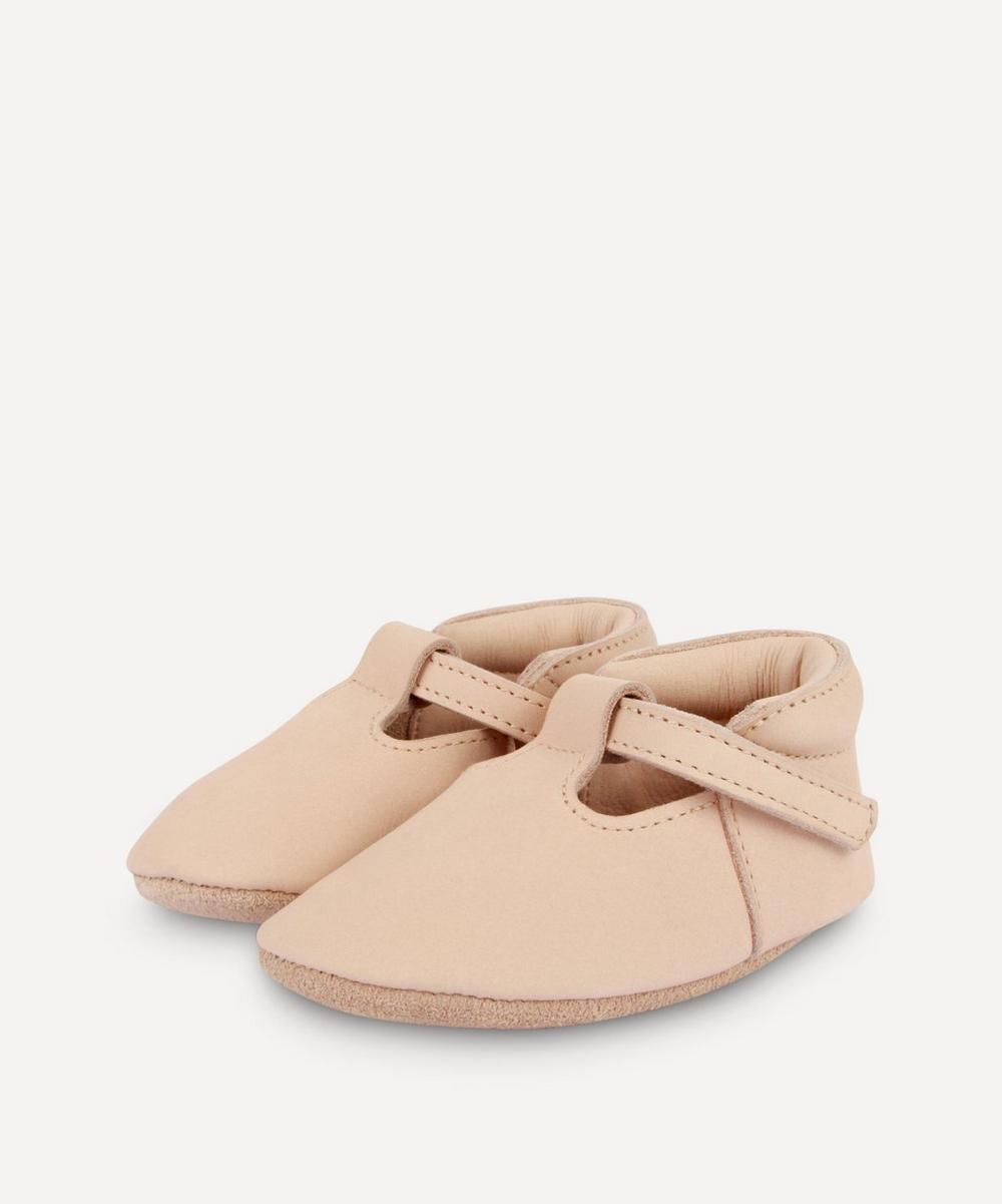 Donsje - Elia Leather Baby Shoes 3 Months-3 Years