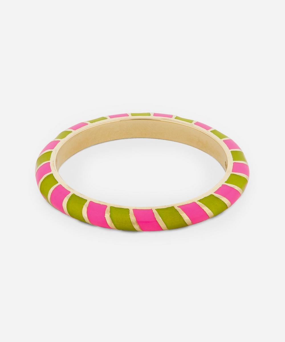 Alice Cicolini - Gold Memphis Slim Candy Band Ring