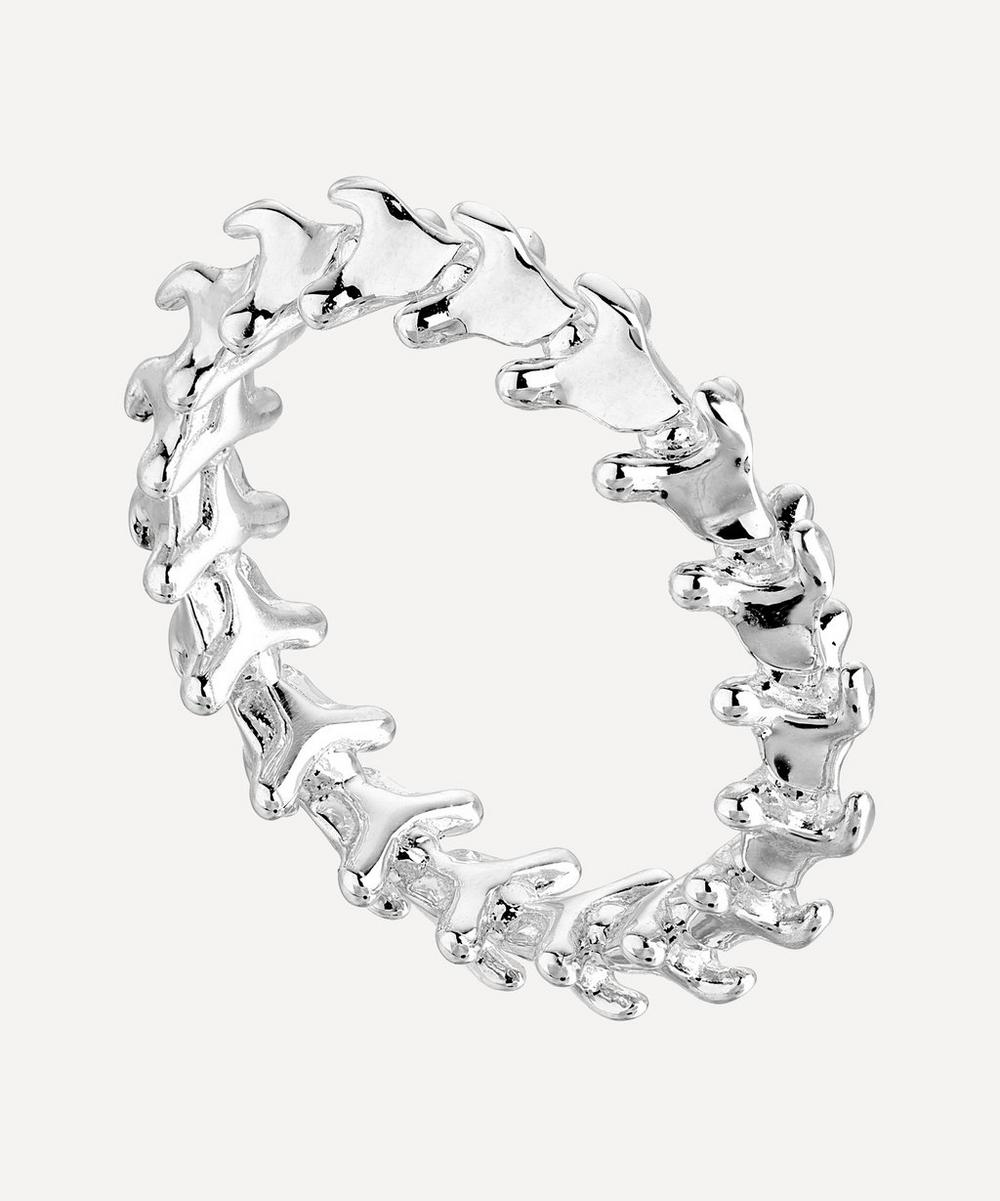 Shaun Leane - Silver Serpent's Trace Band Ring