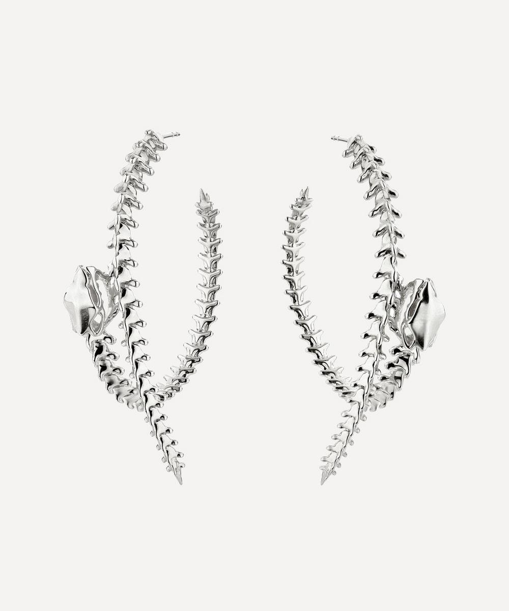 Shaun Leane - Serpent's Trace Hoop Earrings