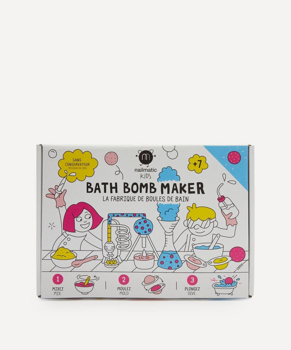 Nailmatic - Bath Bomb Maker