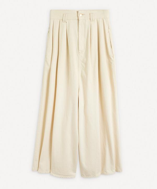 Isabel Marant - Naidenae Wide-Leg Trousers
