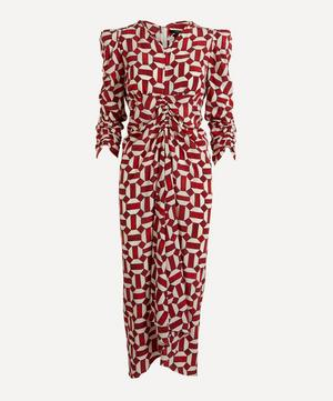 Albi Geo Print Dress