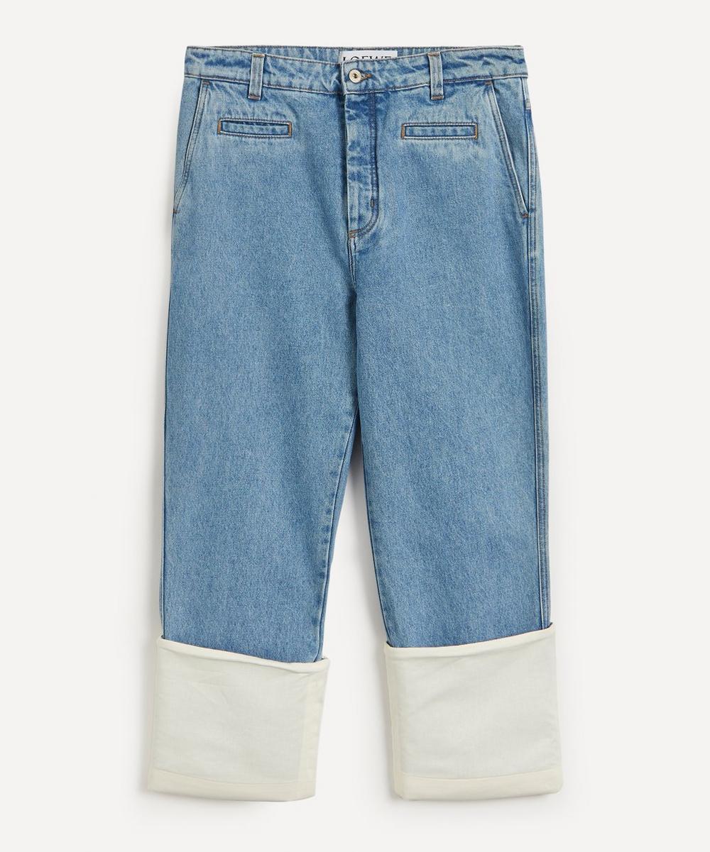 Loewe - Fisherman Stone-Wash Jeans