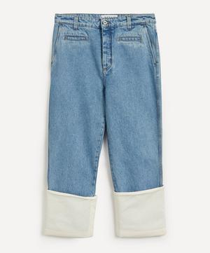 Fisherman Stone-Wash Jeans