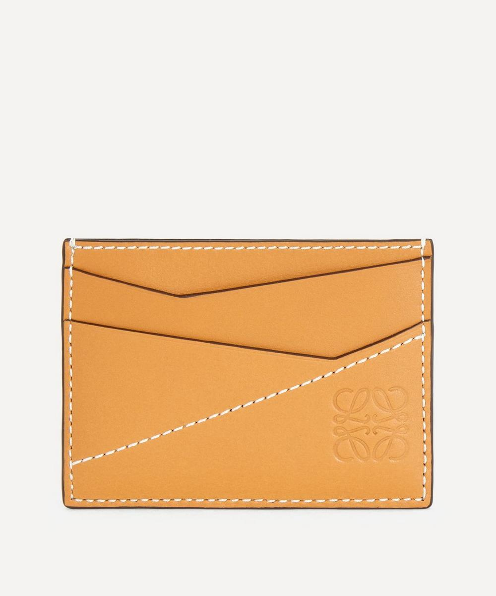 Loewe - Puzzle Leather Card Holder