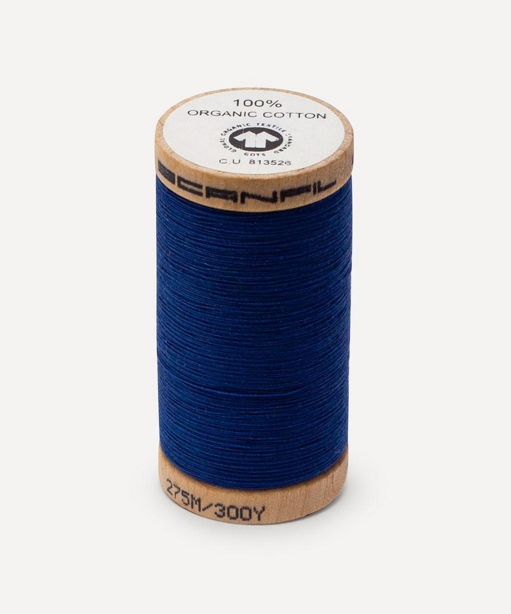 Scanfil - Royal Blue Organic Cotton Thread