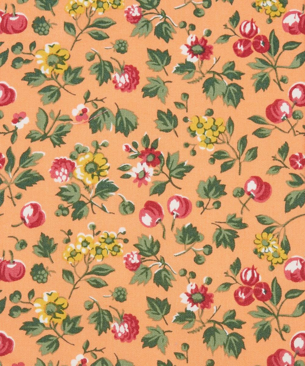 Liberty Fabrics - Half-Metre Pre-Cut Wild Cherry Lasenby Cotton