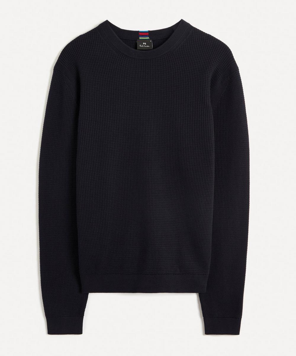 PS Paul Smith - Waffle-Knit Sweater