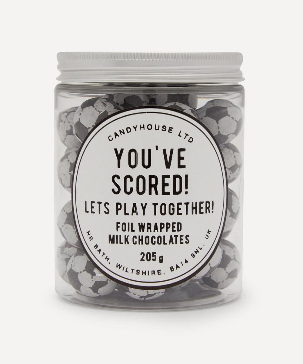 Candyhouse - You've Scored Chocolate Footballs 205g