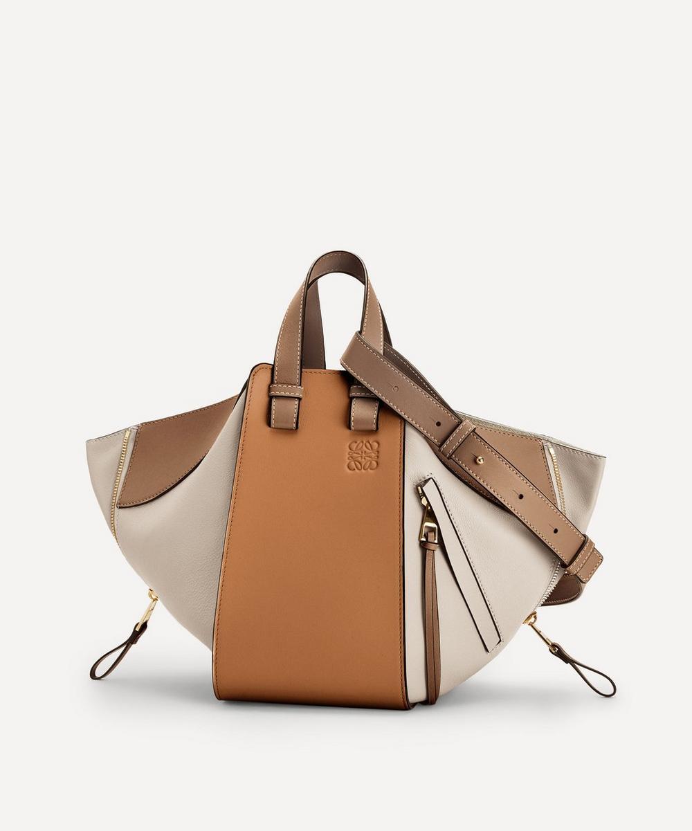 Loewe - Small Hammock Drawstring Leather Bag