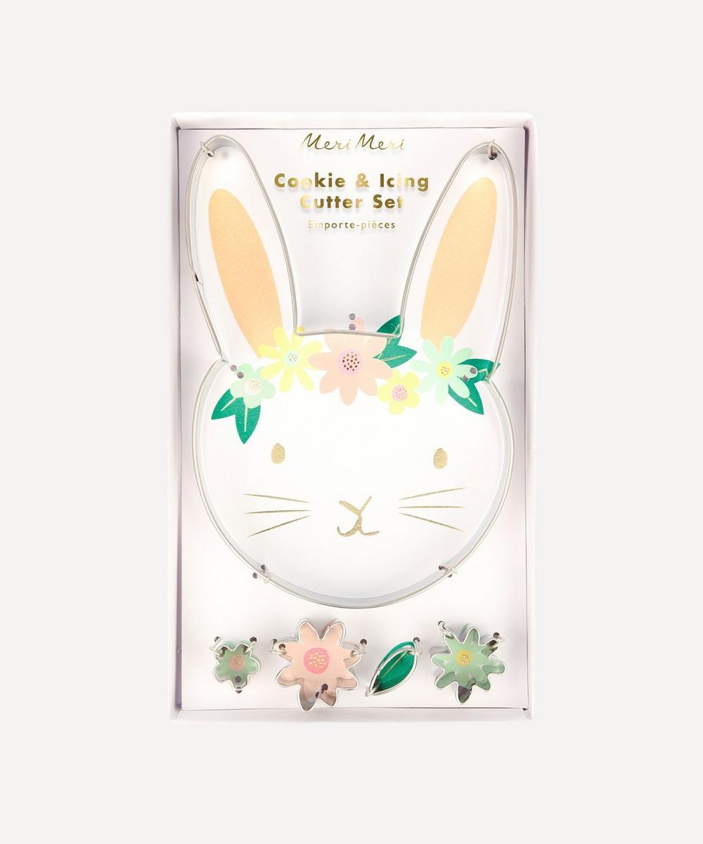 Meri Meri - Floral Bunny Cutter Set