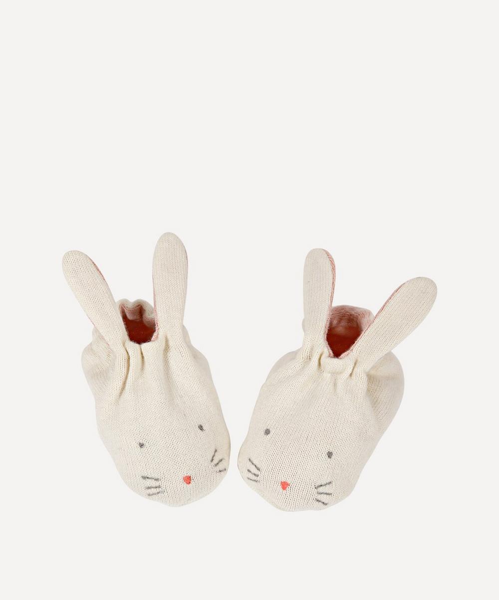 Meri Meri - Bunny Baby Booties