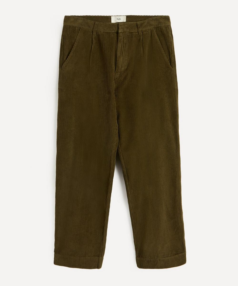 Folk - Signal Corduroy Trousers