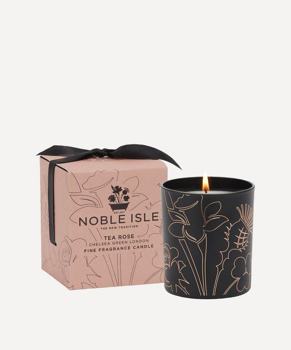 Noble Isle - Tea Rose Candle 200g