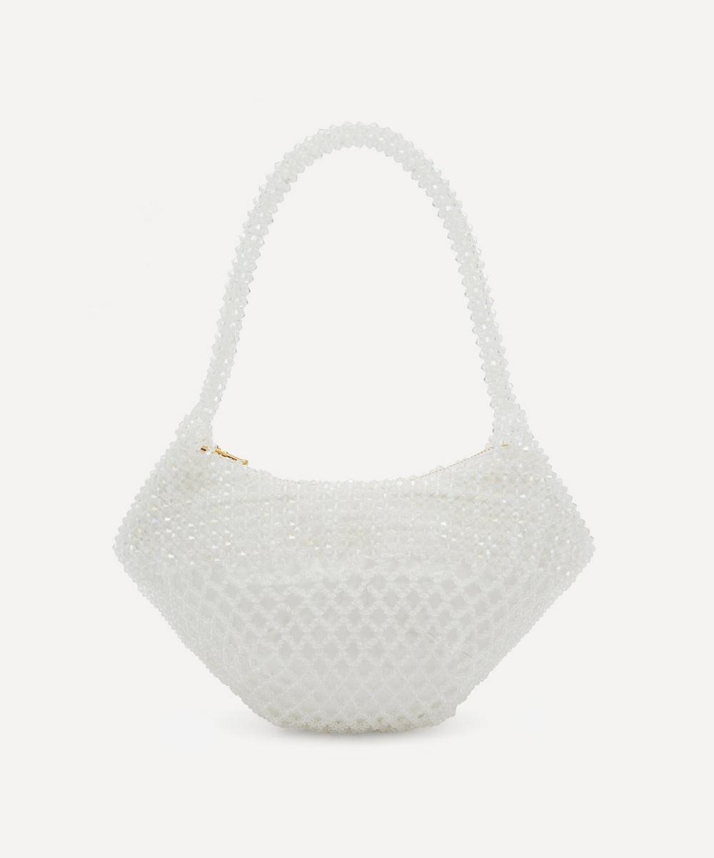 Shrimps - Aurel Mini Beaded Handbag